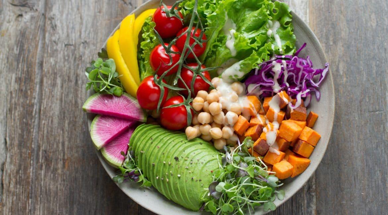 Eating Before Running, Salad