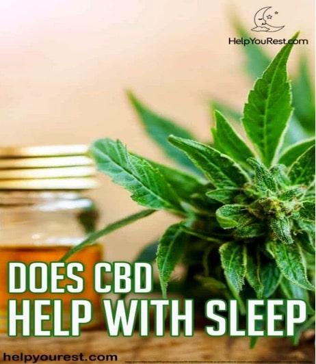 CBD And Sleep Disorders, sleep with cbd