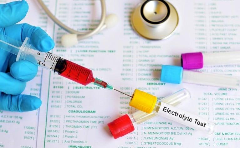 Electrolyte Imbalances and How To Correct Them, needle