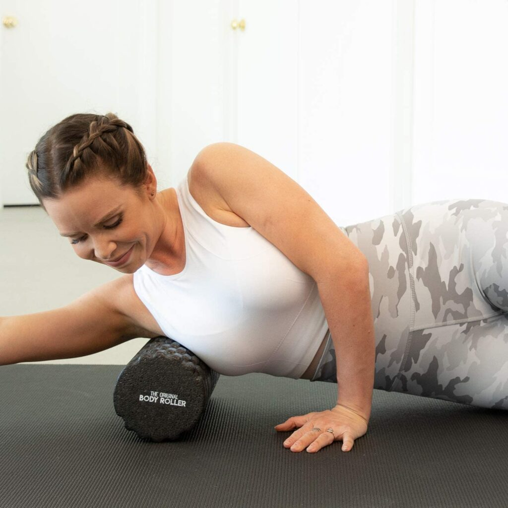 A Basic 5 Step Guide to Optimizing your Lifting Program, foam roller